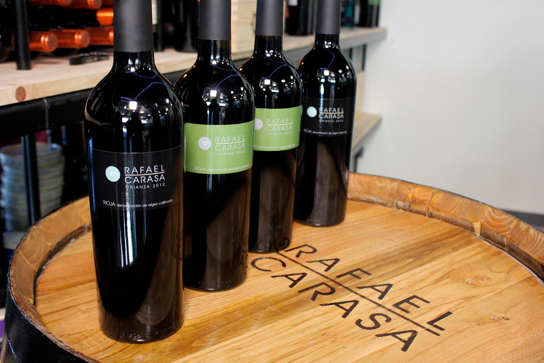 Restaurante El Puerto a la Carta - Rafael Carasa Rioja