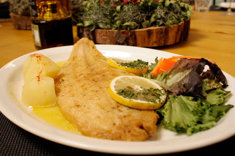 Restaurante El Puerto a la carta - Merluza de pincho al gusto