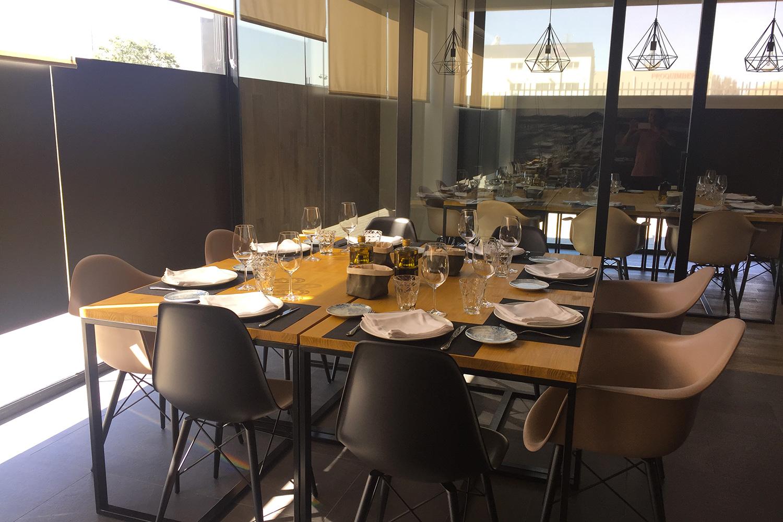 Restaurante El Puerto a la Carta - Eventos para empresas