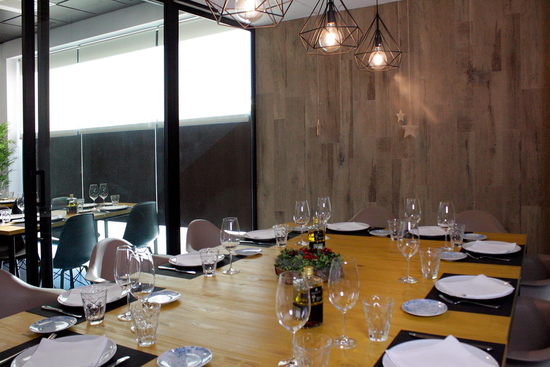 Restaurante El Puerto a la Carta - Comidas de empresa