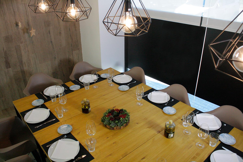 Restaurante El Puerto a la Carta - Reuniones de trabajo