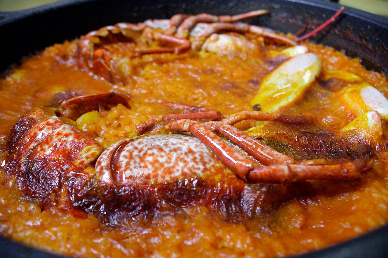 El Puerto a la carta - Delicias del mar