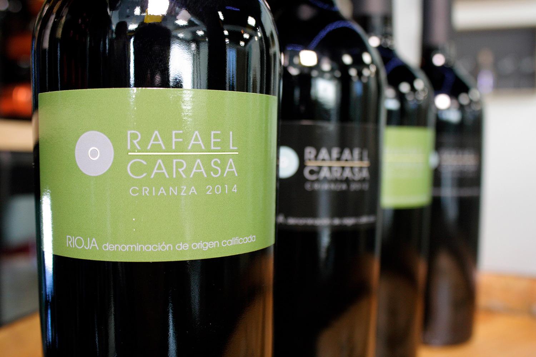 El Puerto a la carta - Vinos Rafael Carasa